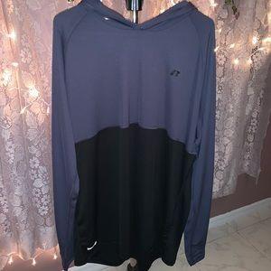 BNWOT Russell dri power hoodie